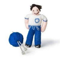 BuldumBuldum Knit Your Own Perfect Boyfriend - Kendi Erkek Arkadaşını Kendin Ör Seti
