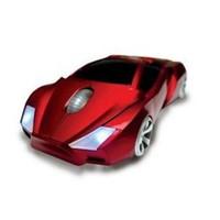 BuldumBuldum Stealth Mouse - Kırmızı Şimşek Araba Mouse
