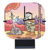 BuldumBuldum Selçuk Erdem 'Excalibur' Masa Saati