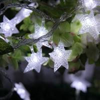 BuldumBuldum Star Fairy Light - Led Işıklı Yıldız Çam Ağacı Süsü