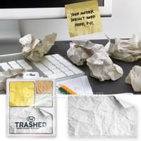 BuldumBuldum Trashed Sticky Notes - Buruşuk Not Kağıtları