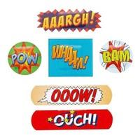 BuldumBuldum Ouch! Plasters - Yara Bantı Setleri - Funny Bones