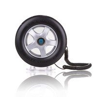BuldumBuldum Wheel Shape Phone - Araba Lastiği Masa Telefonu - Mavi