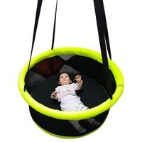 Svava Renkli Sepet Hamağı - Bebek Salıncağı
