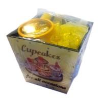 Flor De Mayo Cupcake Hediye Seti-Vanilya