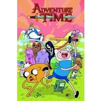 Adventure Time Vol. 2 İngilizce Çizgi Roman
