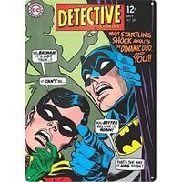 Half Moon Bay Batman Detective Metal Duvar Levhası