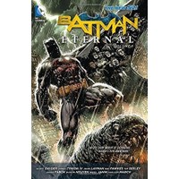 DC Comics Batman Eternal Volume 1 İngilizce Çizgi Roman