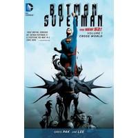 DC Comics Batman/Superman Vol 1 Cross World - İngilizce Çizgi Roman