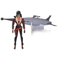 DC Collectibles Batman Animated Series The New Batman Adventures Roxy Rocket Deluxe Action Figure