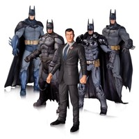 DC Collectibles Batman Arkham 5 Pack Action Figure Set