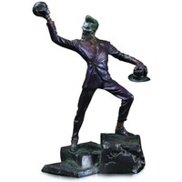 DC Collectibles Batman Joker Patina Mini Statue