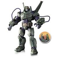 DC Collectibles DC Comics Super Villains: Armored Suit Lex Luthor Deluxe Action Figure