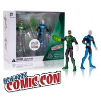 DC Collectibles NYCC Exclusive Hal Jordan & Saint Walker Action Figure (2 Pack)