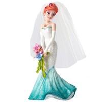 Enesco Disney Traditions Ariel Wedding Figurine