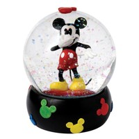 Enesco Disney Traditions Mickey Mouse Fun Companion Kar Küresi