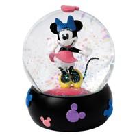 Enesco Disney Traditions Minnie Mouse Sweet & Flirtatious Kar Küresi