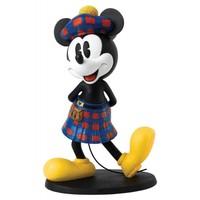 Enesco Disney Traditions Scottish Mickey Mouse Statement Figurine