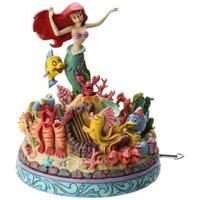 Enesco Disney Traditions Under The Sea Müzikli Diorama (The Little Mermaid Musical)
