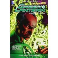 DC Comics Green Lantern Vol. 1: Sinestro (The New 52) İngilizce Çizgi Roman
