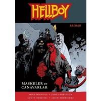 Dark Horse Hellboy Maskeler ve Canavarlar Türkçe Çizgi Roman