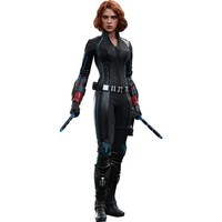 Hot Toys Hot Toys Avengers Age of Ultron Black Widow 12 Inch Figure