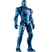 Hot Toys Hot Toys Iron Man Mark III Stealth Die Cast 12 Inch Exclusive Figure
