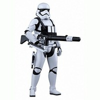 Hot Toys Hot Toys Star Wars First Order Heavy Gunner Stormtrooper 12 Inch Action Figure