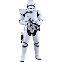 Hot Toys Hot Toys Star Wars First Order Stormtrooper Squad Leader Exclusive 12 Inch Action Figure
