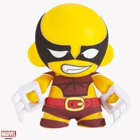 "Kidrobot 4"" Marvel Mini Munny Wolverine (Brown)"