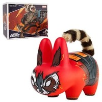 "Kidrobot 7"" Marvel Labbit Rocket Racoon"
