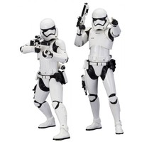 Kotobukiya First Order Stormtrooper 2 Pack Art Fx Set