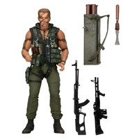NECA Commando 30th Anniversary Ultimate John Matrix Action Figure