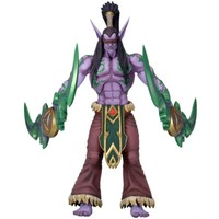 "NECA Heroes Of The Storm 7"" Illidan Action Figure"