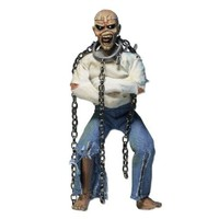 "NECA Iron Maiden Clothed Piece of Mind 8"" Action Figure"