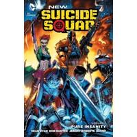 DC Comics New Suicide Squad Volume 1 İngilizce Çizgi Roman