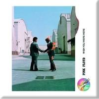 Half Moon Bay Pink Floyd Shake Hands Buzdolabı Magneti