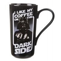 Half Moon Bay Star Wars Darth Vader Latte Kupası