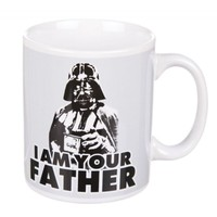 Half Moon Bay Star Wars I Am Your Father Kupa Bardak
