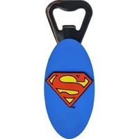 Half Moon Bay Superman Logo Şişe Açacağı