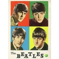 Half Moon Bay The Beatles Buzdolabı Magneti