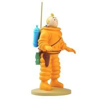 Moulinsart Tintin Cosmonaute Resin Figure