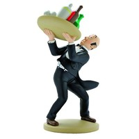 Moulinsart Tintin Nestor Resin Figure