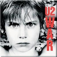 Half Moon Bay U2 War Buzdolabı Magneti