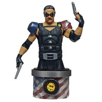 DC Collectibles Watchmen Movie Comedian Bust