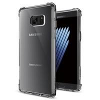 Spigen Samsung Galaxy Note 7 / FE (Fan Edition) Kılıf Crystal Shell Dark Clear