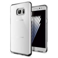 Spigen Samsung Galaxy Note 7 / FE (Fan Edition) Kılıf Neo Hybrid Crystal Gunmetal
