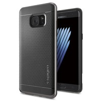 Spigen Samsung Galaxy Note 7 / FE (Fan Edition) Kılıf Neo Hybrid Gunmetal