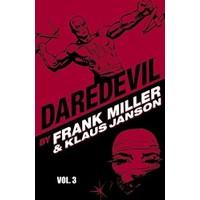 Marvel Comics Daredevil By Frank Miller & Klaus Janson Vol. 3 İngilizce Çizgi Roman