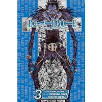 Death Note Death Note Vol. 3 İngilizce Çizgi Roman